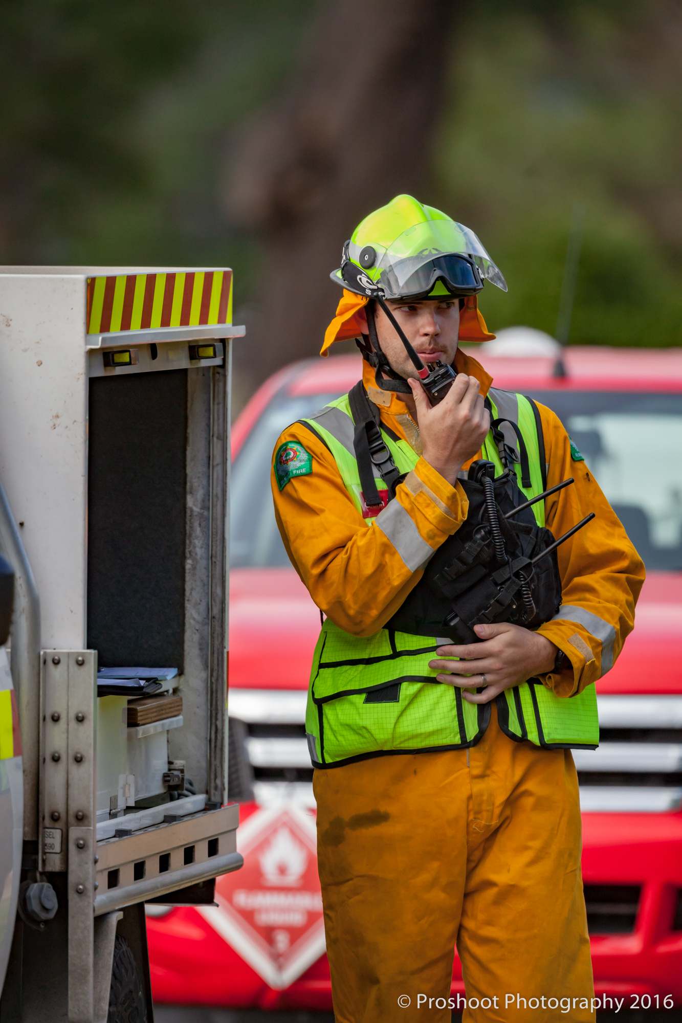 Te Marua Rural Fire 9311