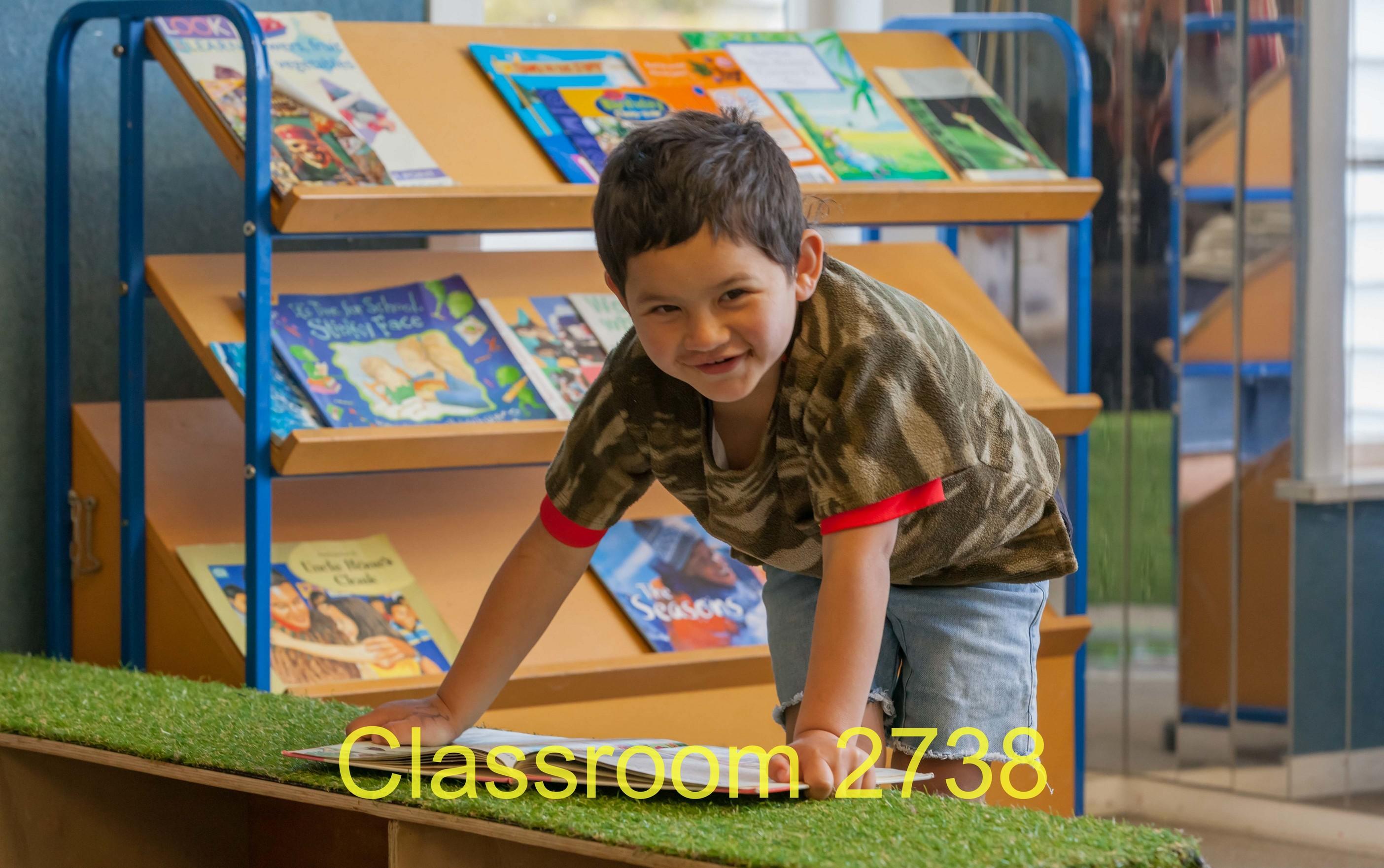 Classroom 2738