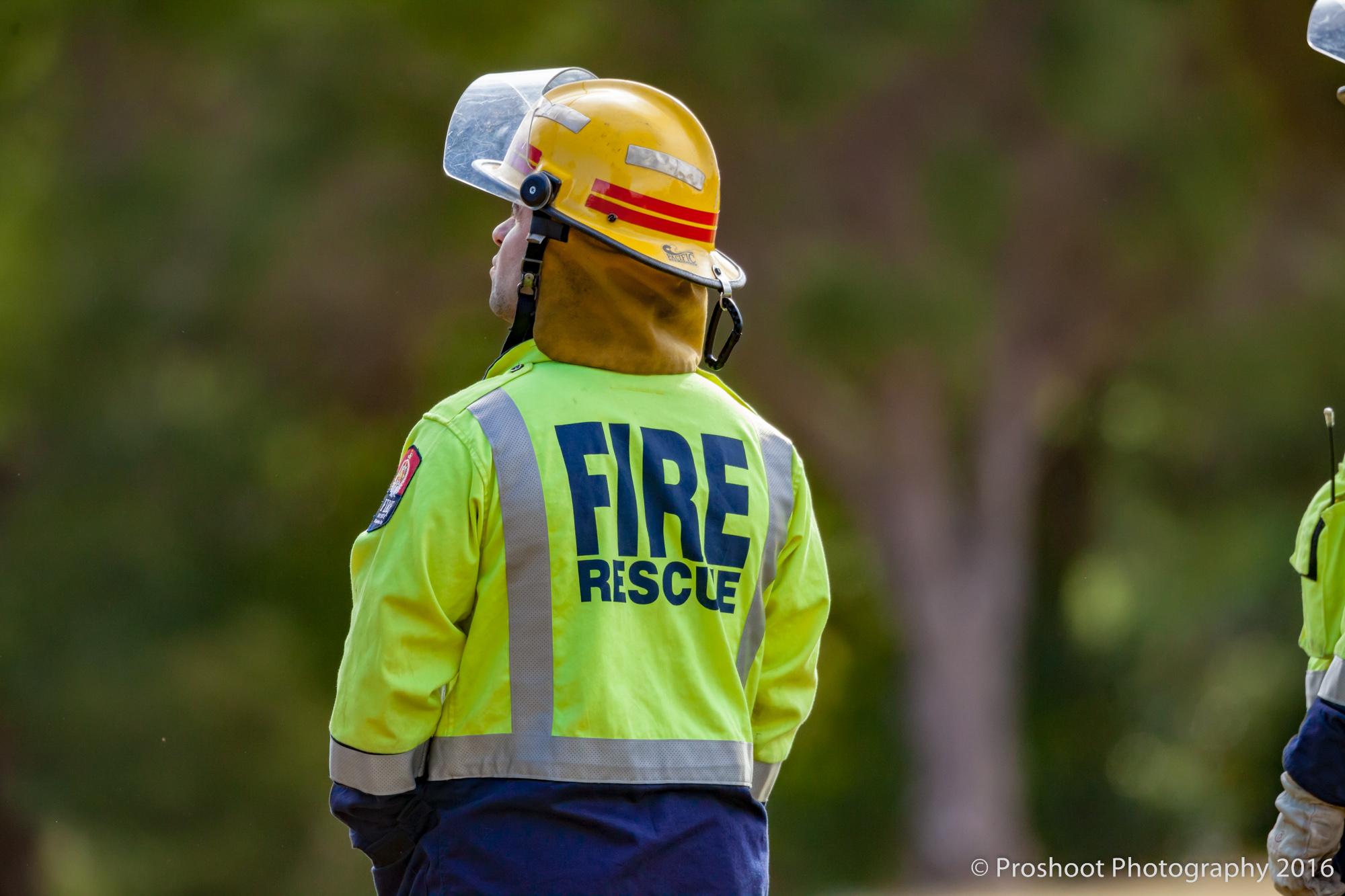 Te Marua Rural Fire 9094