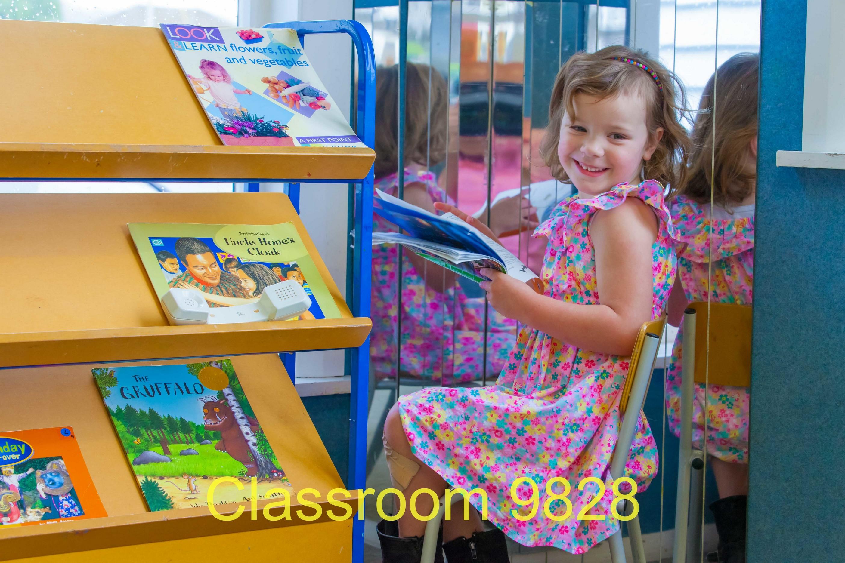 Classroom 9828