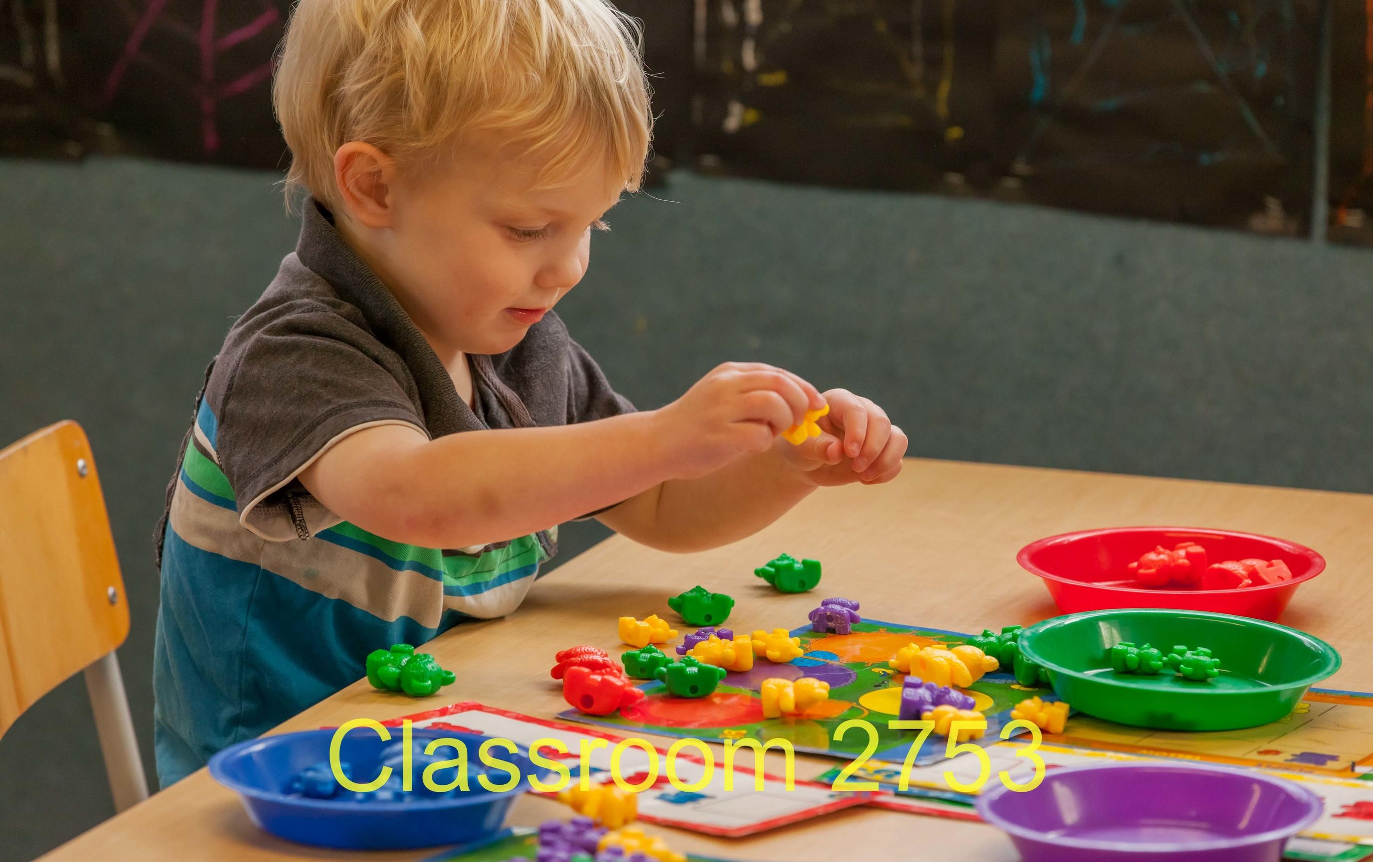 Classroom 2753