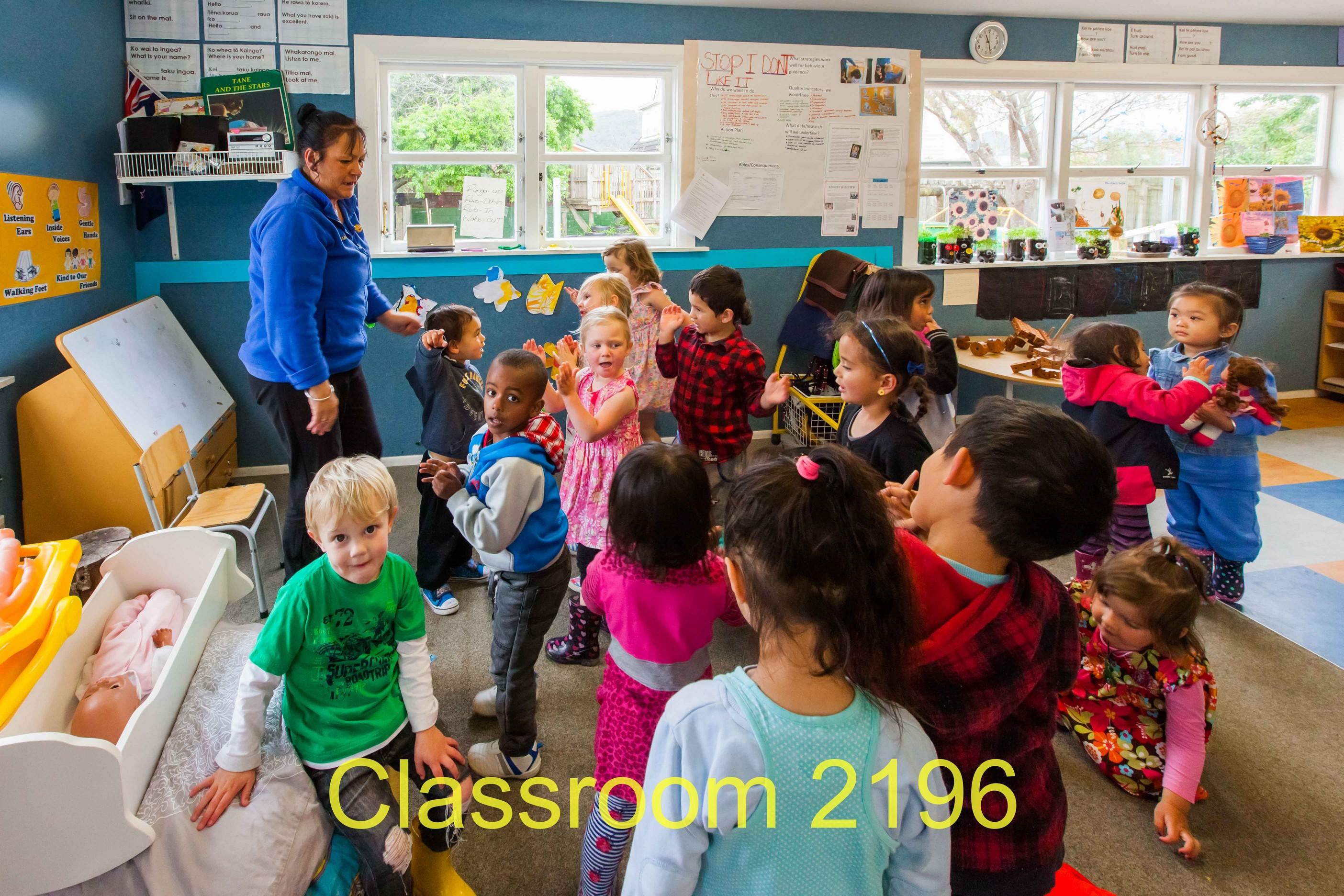 Classroom 2196