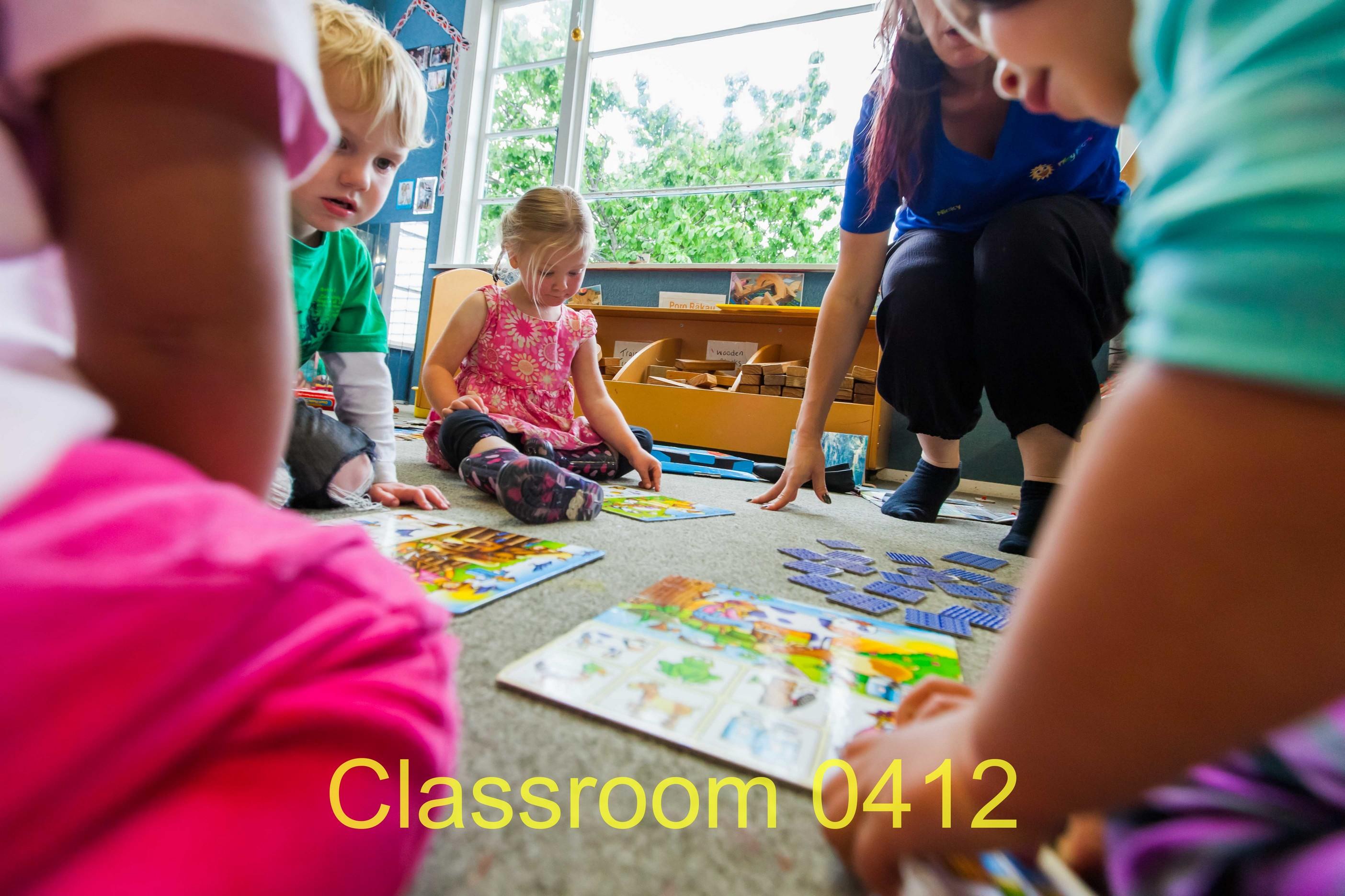 Classroom 0412
