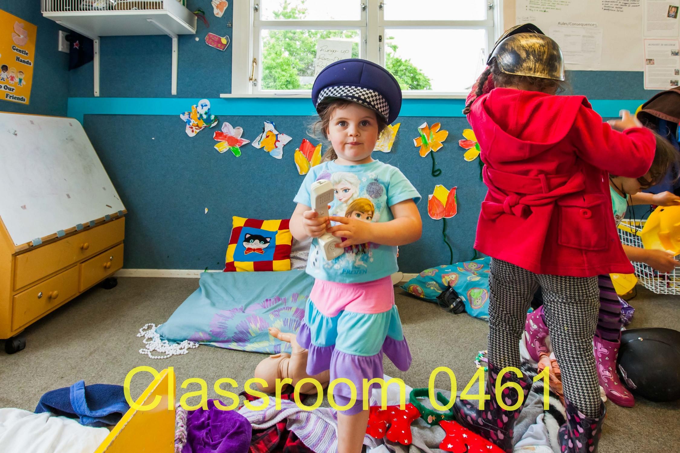 Classroom 0461