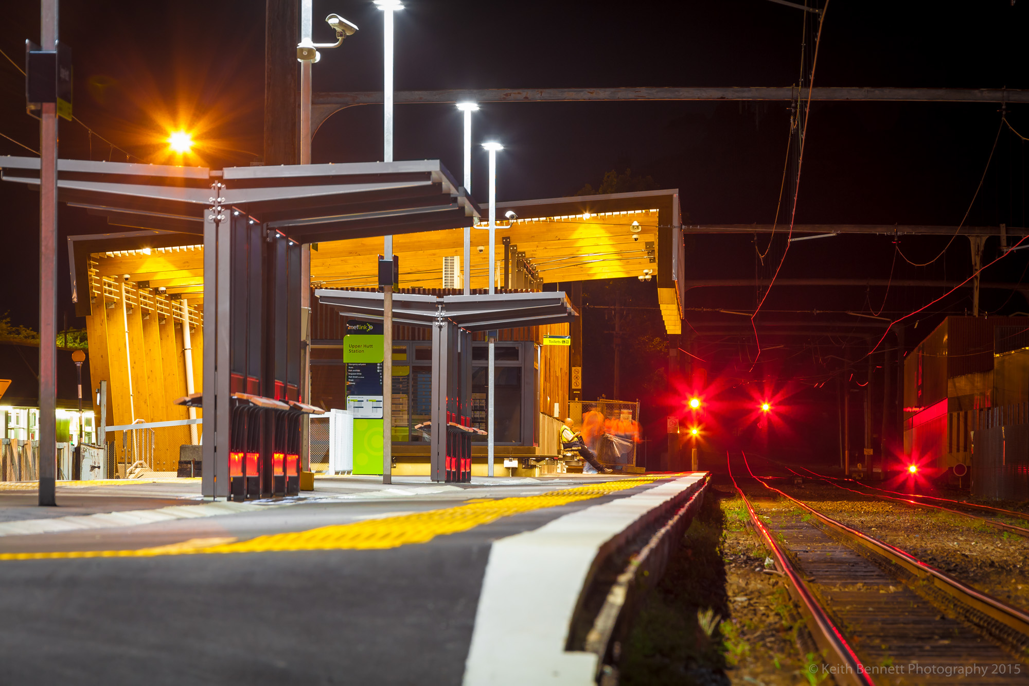 Upper Hutt Train Station 4671