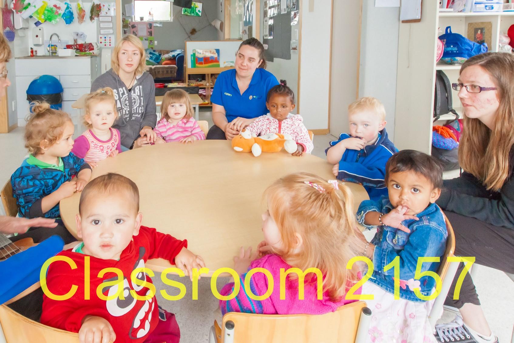 Classroom 2157