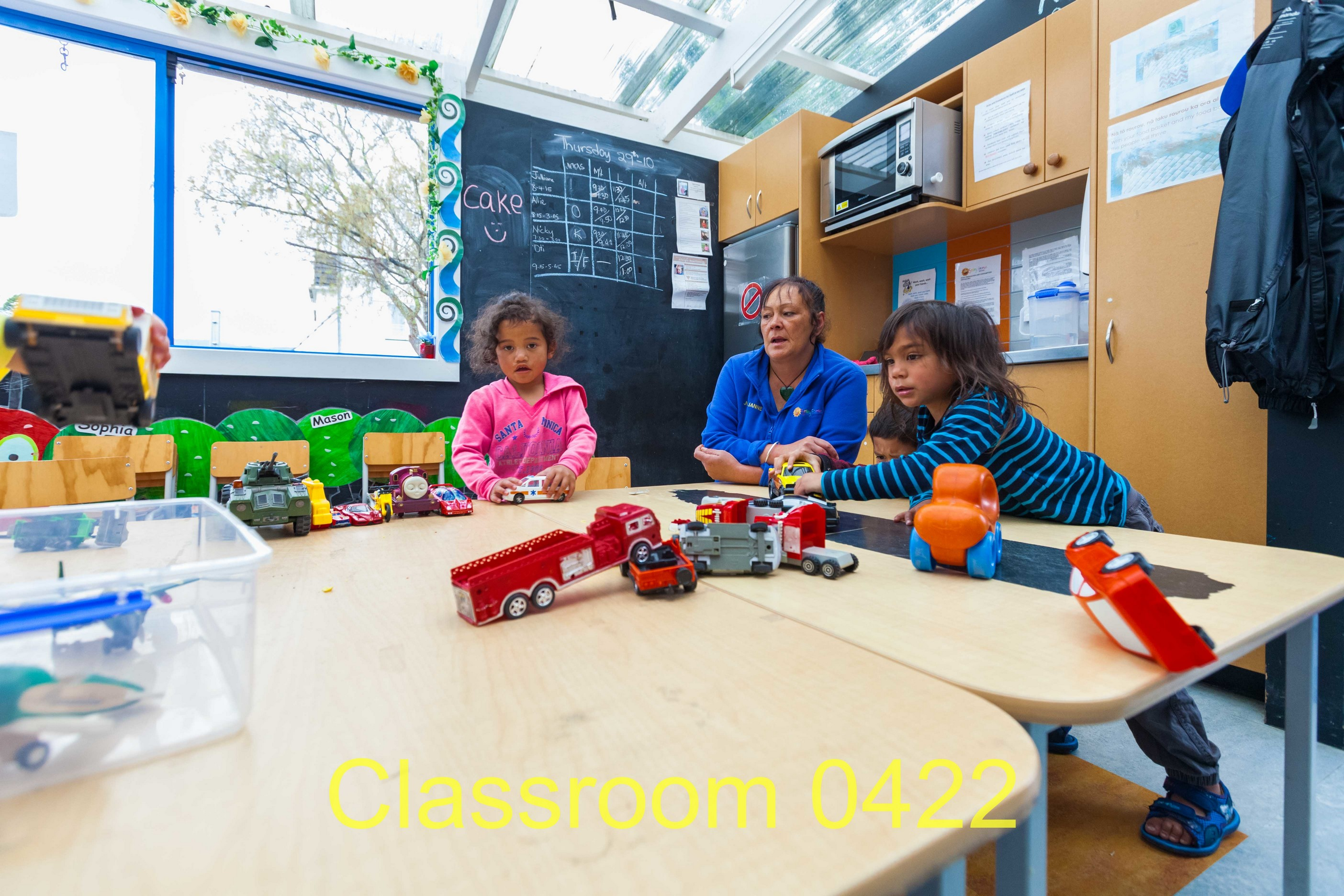 Classroom 0422
