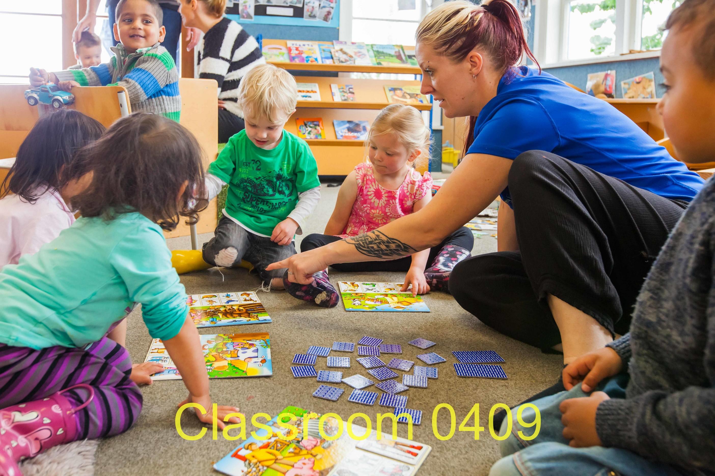 Classroom 0409