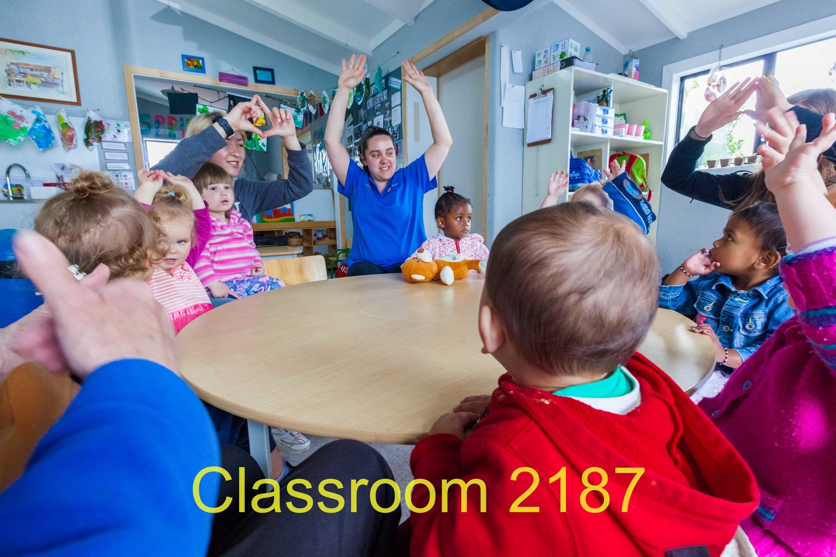 Classroom 2187