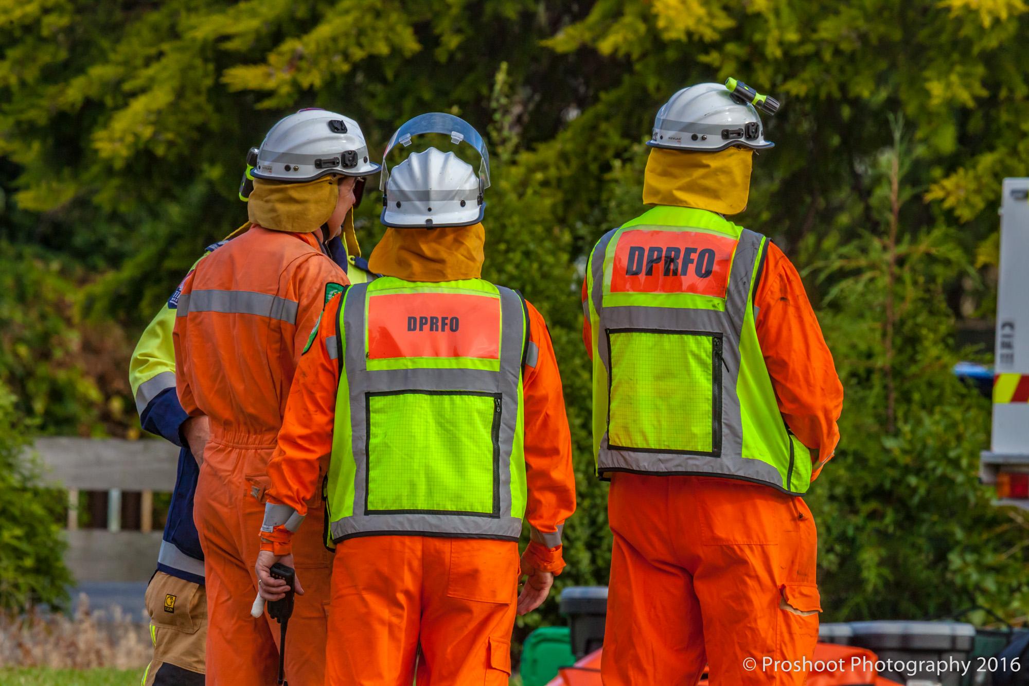 Te Marua Rural Fire 9489