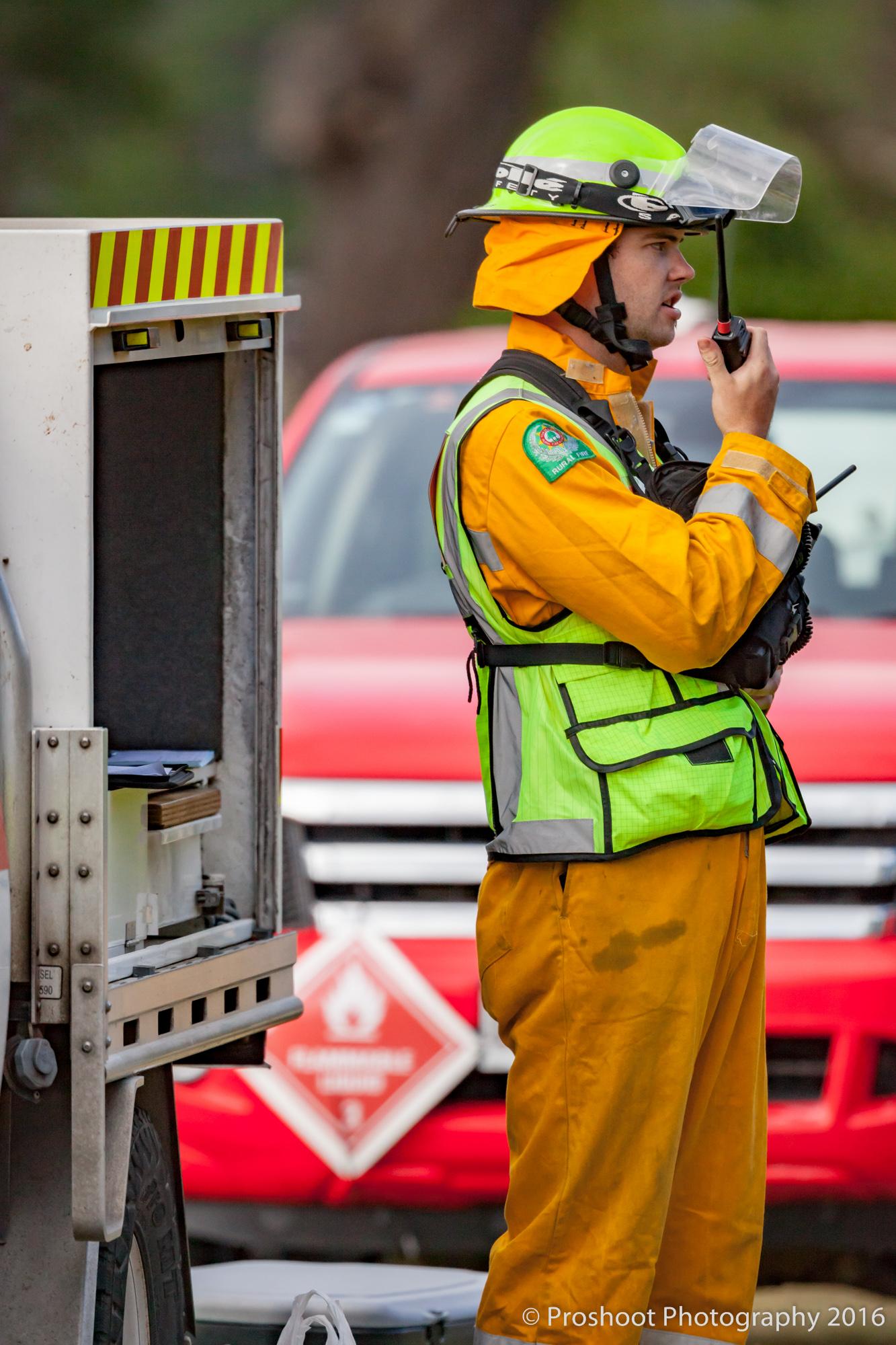 Te Marua Rural Fire 9313