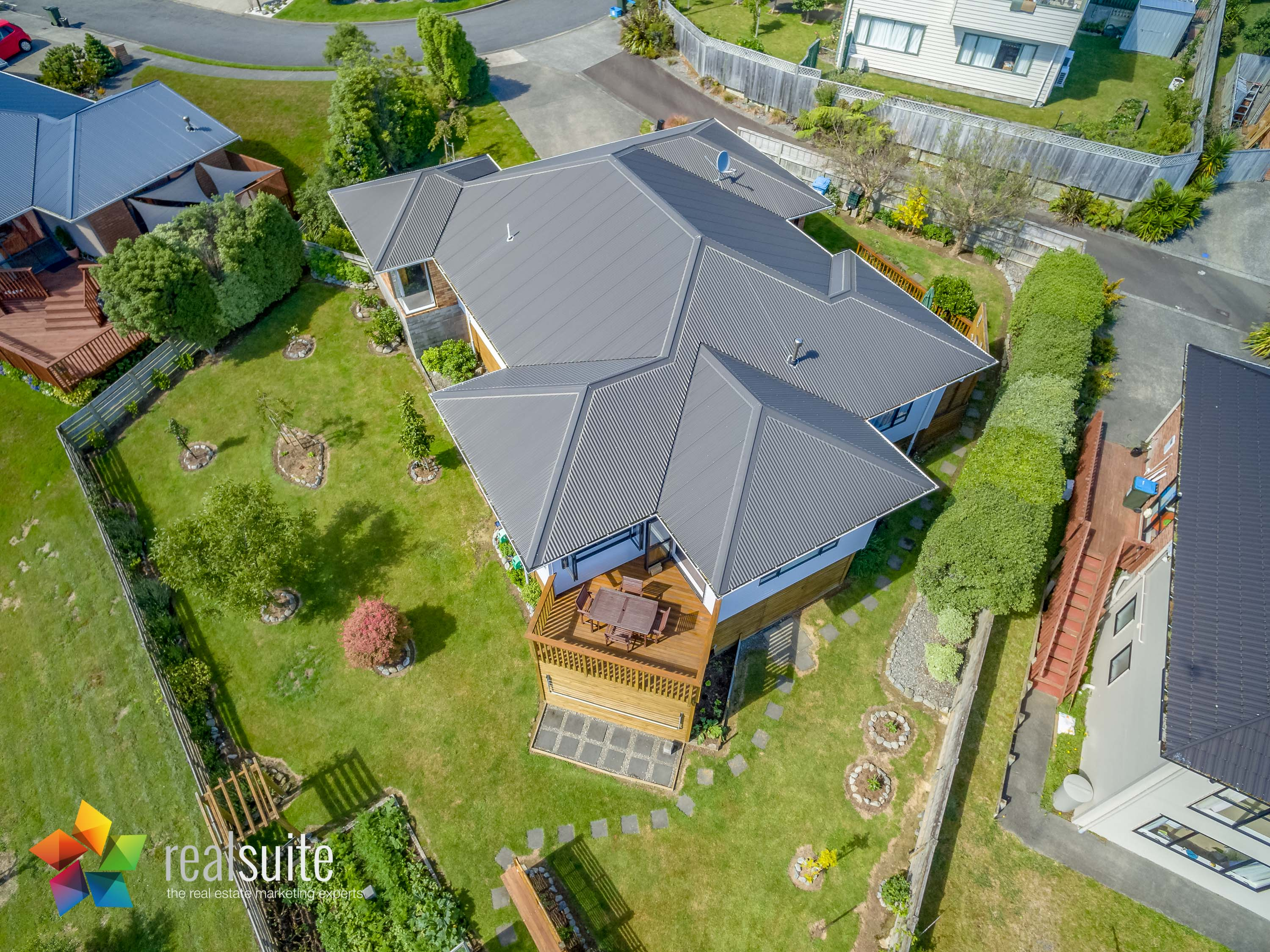 9 McEwen Crescent, Riverstone Terraces Aerial 0391
