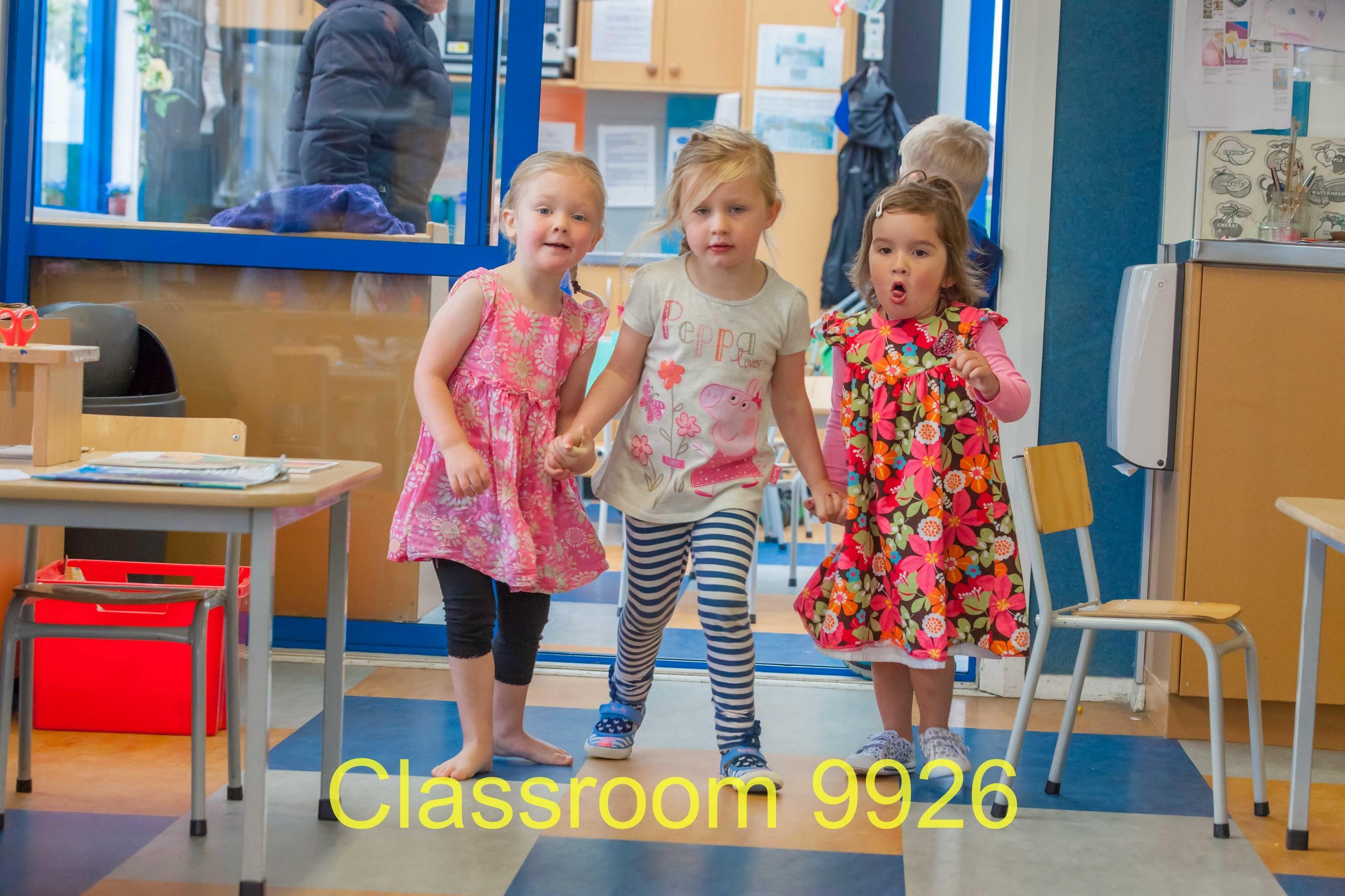 Classroom 9926