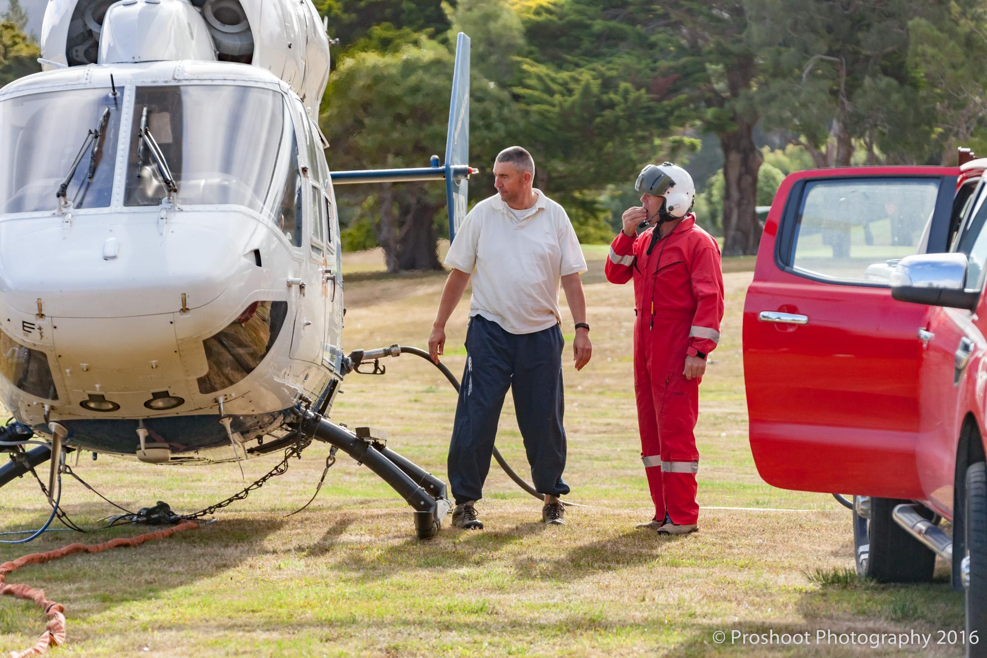Te Marua Rural Fire 9367