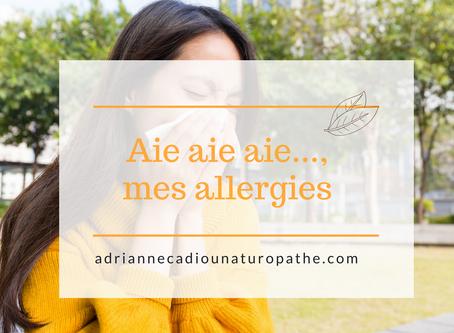 Les allergies...comment en venir à bout?