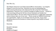 NYPD Detective Liu
