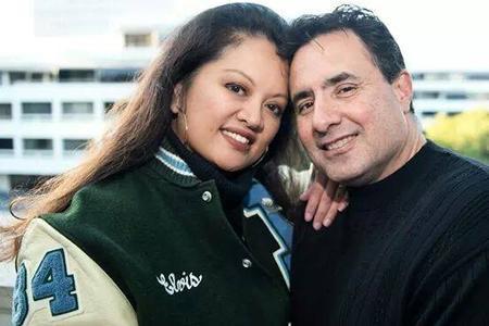 Congrats to FALEO-LA  Maria Rongavilla now Mrs. Cruz!