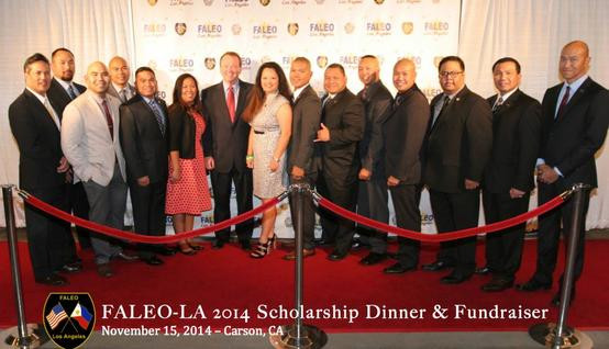 FALEO-LA 2014 Scholarship  Dinner & Fundraiser