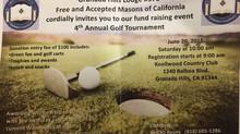 4th Annual Golf Tournament