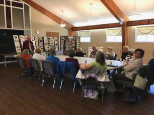 Prairie Presbyterian Church presentation