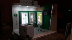 STAND 3X3M