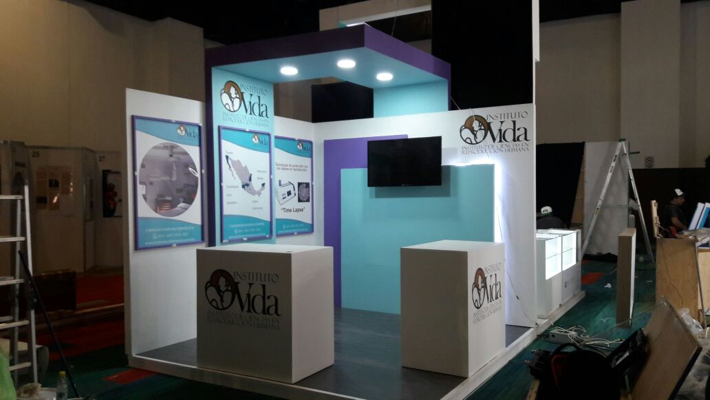 STAND 3X3M, WTC
