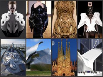 Architecture & Iris Van Herpen's Fashion