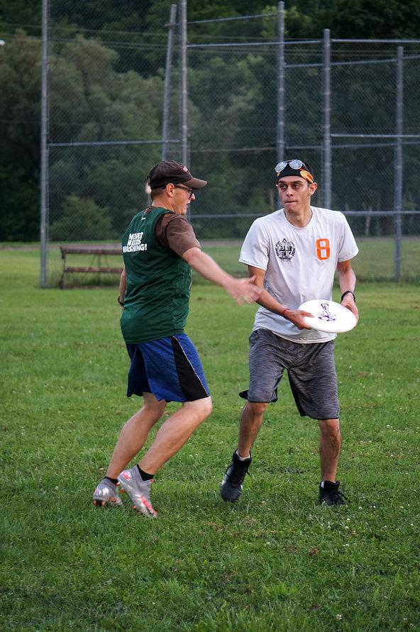 Utica Frisbee Club 2020