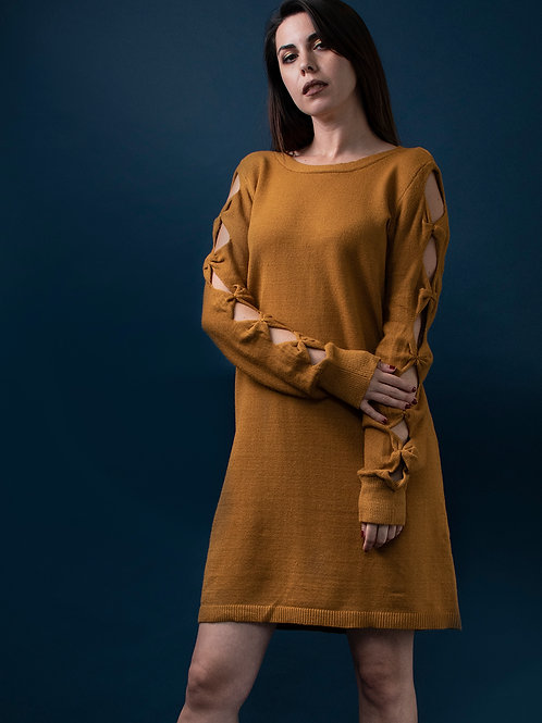 LEAH KNIT DRESS