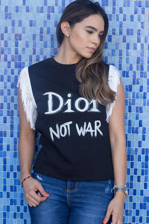 DIOR NOT WAR TEE