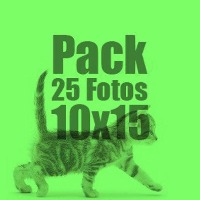 25 fotos 10x15