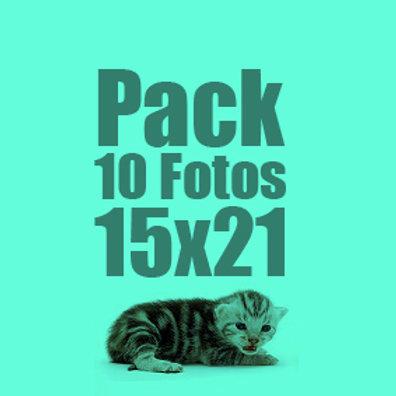 10 fotos 15x21