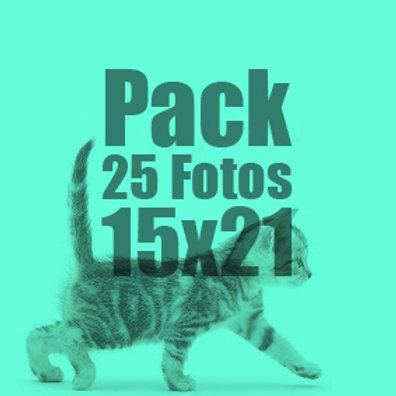 25 fotos 15x21