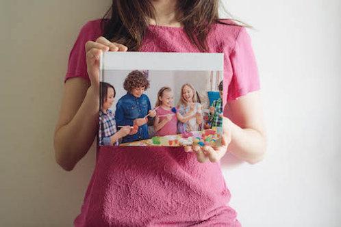 Foto Libro Gold 20x30 Apaisado