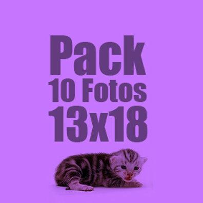 10 fotos 13x18