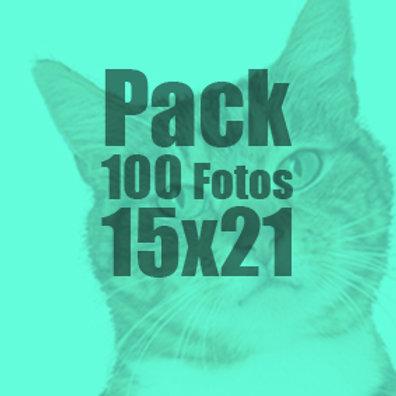 100 fotos 15x21