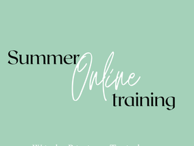 #12 week : Summer Online Training