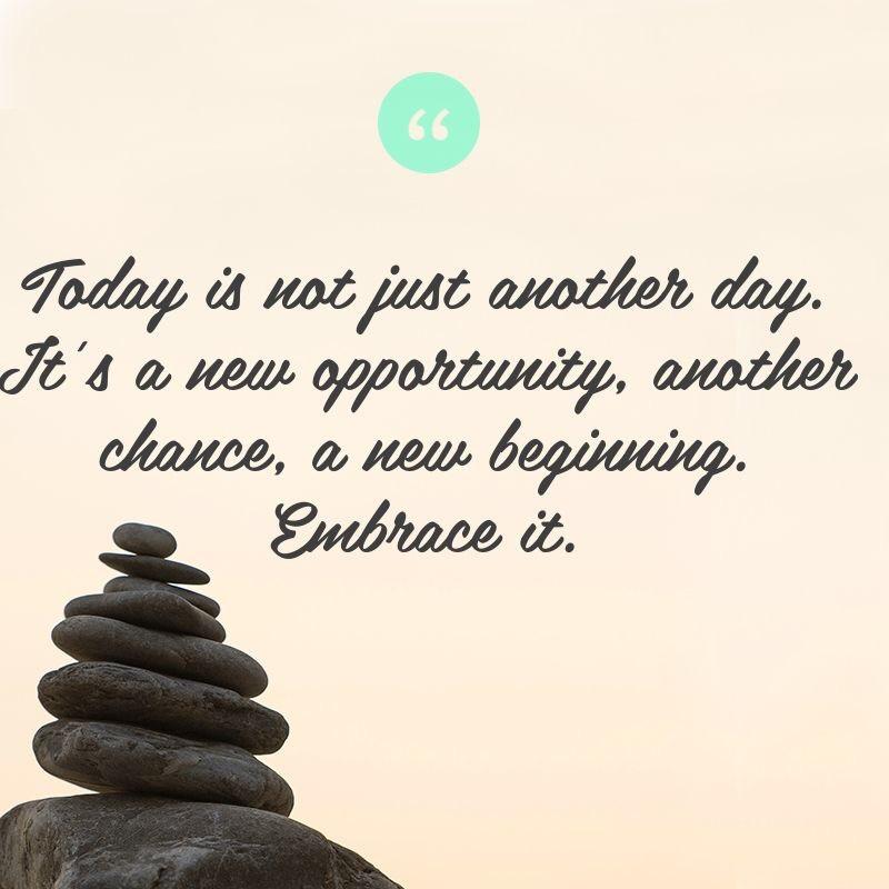 By Pirita Tuisku, new week quotes