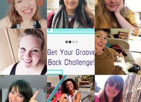 Groove Back Challenge fifth week