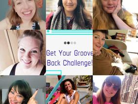 Groove Back Challenge sixth & last week