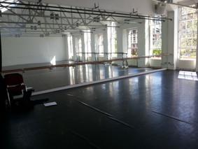 Residency in Dance Base 2016