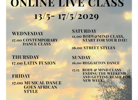 #8th week with Online Live classes