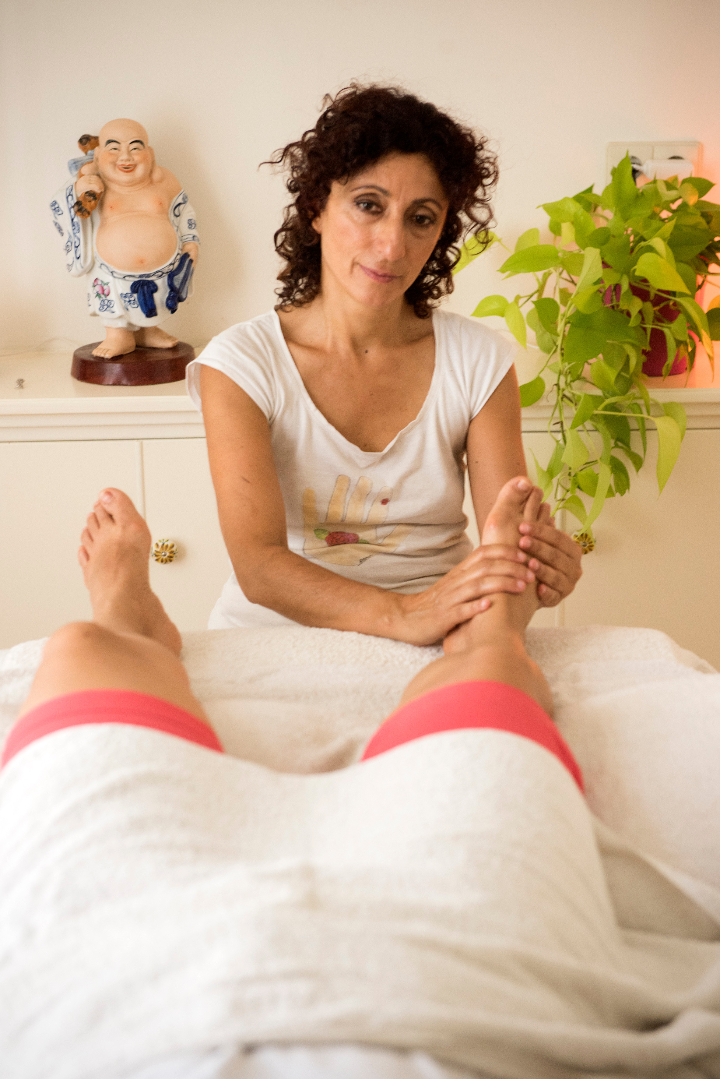 Foot Reflex Therapy
