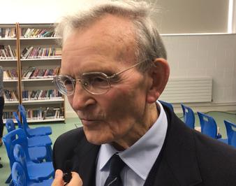 Br. Heffernan Retires from Board of Management