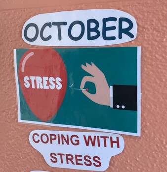 Coping With Stress - Stop and Chat Morning