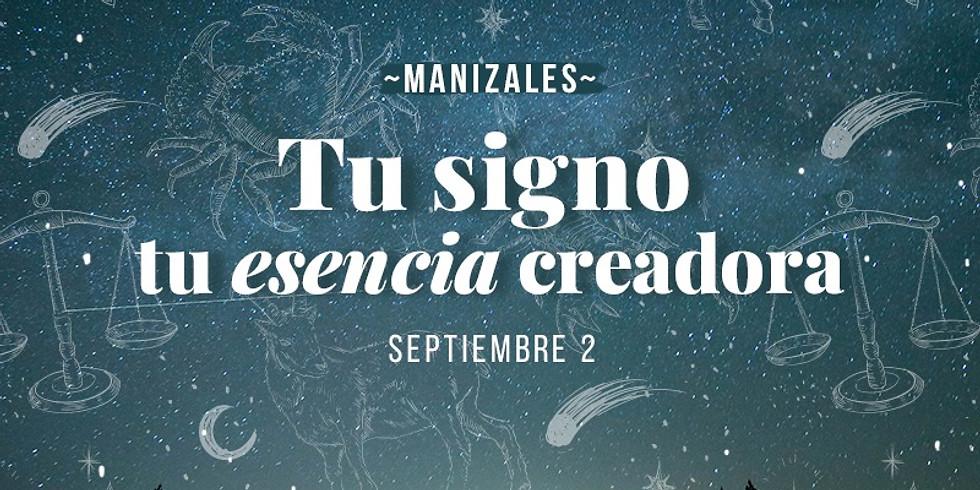 Conversatorio: Tu signo, tu esencia creadora - Manizales
