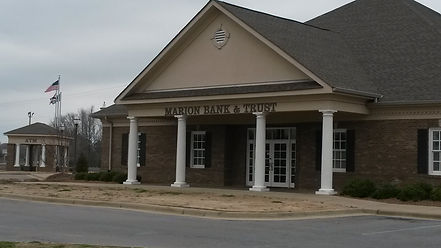 Front entrance of Selma branch