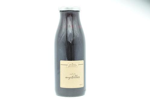 Coulis de Myrtilles 500ml
