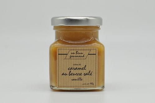 Crème de caramel au beurre salé Vanille 110g