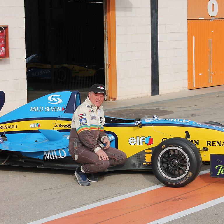 Journée coaching pilotage à bord d'une monoplace Formule 2.0